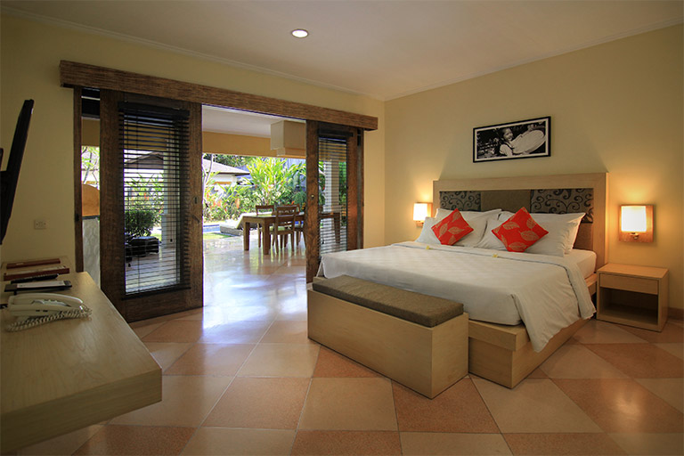 Deluxe Pool Villa, Two Bedroom - Villa Seminyak Estate & Spa
