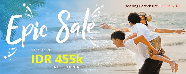 Epic Sale at Villa Seminyak Estate & Spa