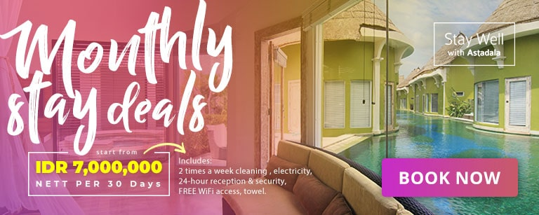 Monthly Stay Deals