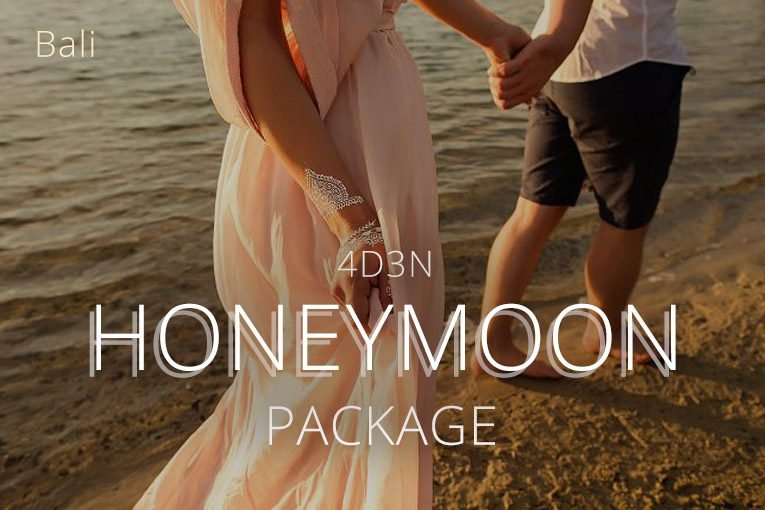 Honeymoon Package at Grand Deluxe Pool Villa