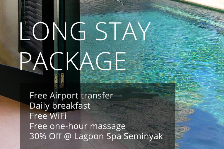 Long Stay Package at Executive Suite Villa