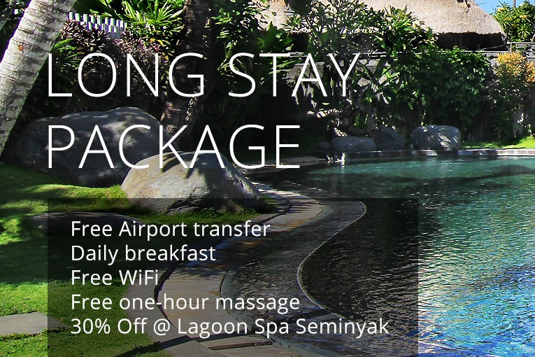 Long Stay Package at Garden Villa