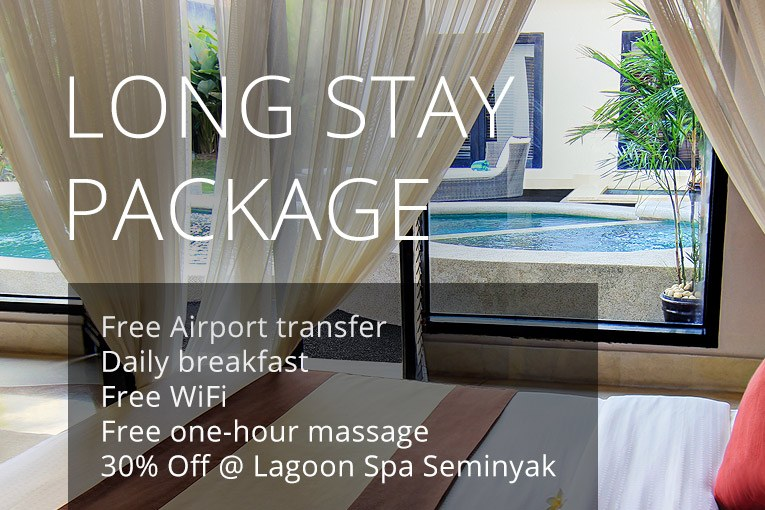 Long Stay Package at Presidential Suite Villa