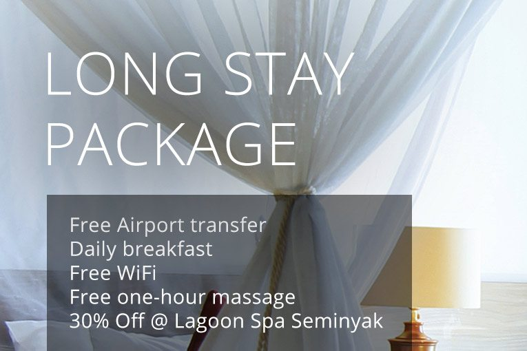 Long Stay Package at Royal Pool Villa