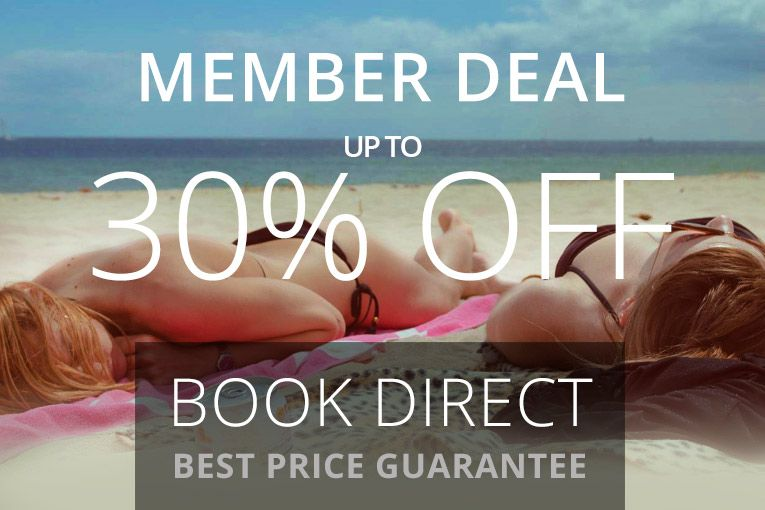 Member Discount at Grand Deluxe Pool Villa